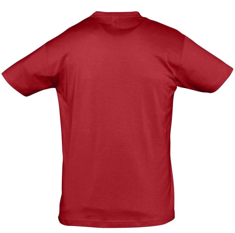 Футболка REGENT 150, красная