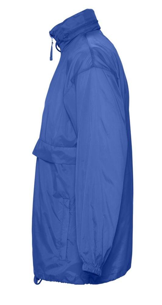 Ветровка из нейлона SURF 210, ярко-синяя (royal)