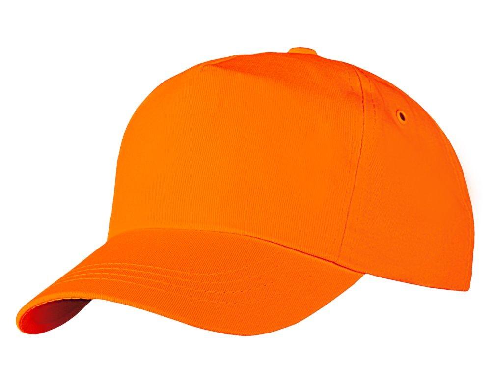 Бейсболка Unit Promo, оранжевая