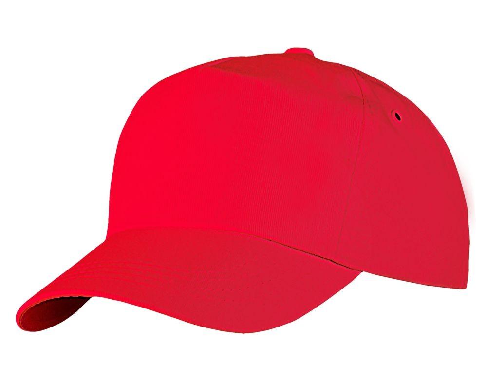 Бейсболка Unit Promo, красная