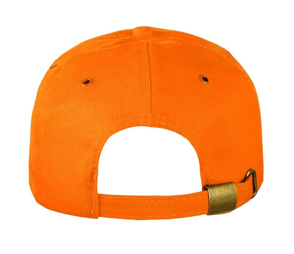 Бейсболка Unit Standard, оранжевая