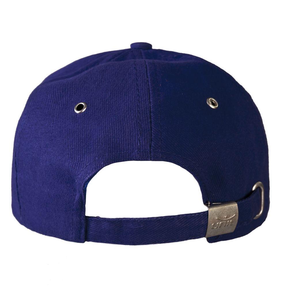 Бейсболка Unit Standard, синяя