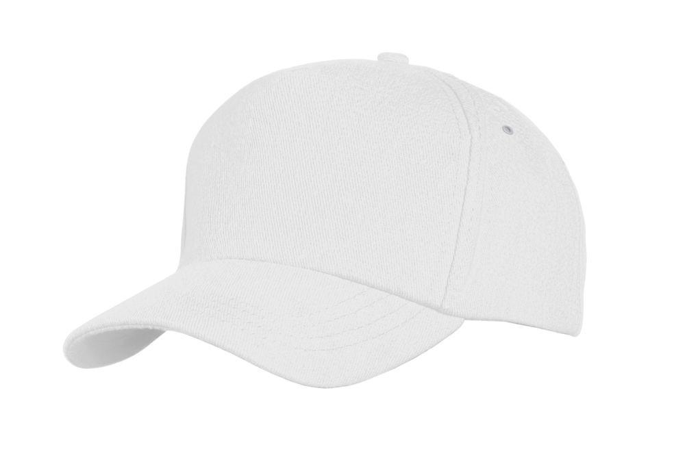 Бейсболка Unit Standard, белая