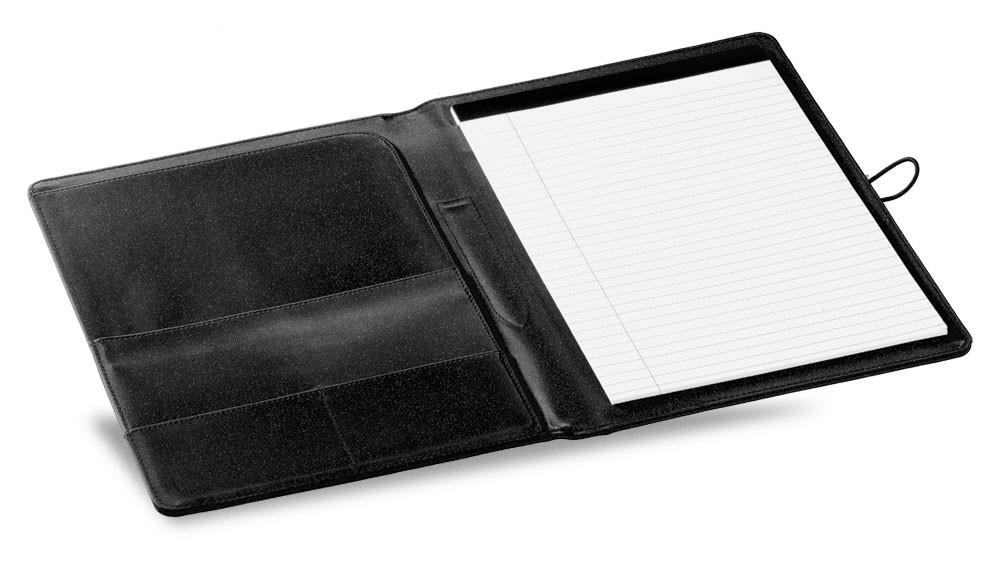 Папка Vinyl формата А4 с блокнотом