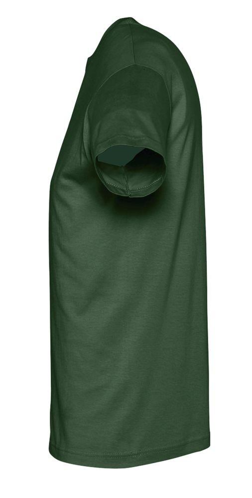 Футболка Regent 150, темно-зеленая