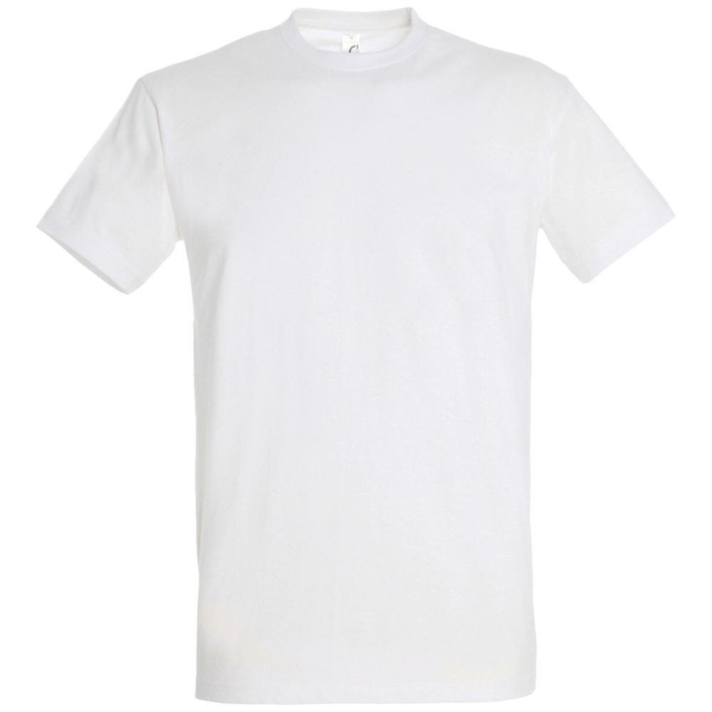 Футболка IMPERIAL 190, белая