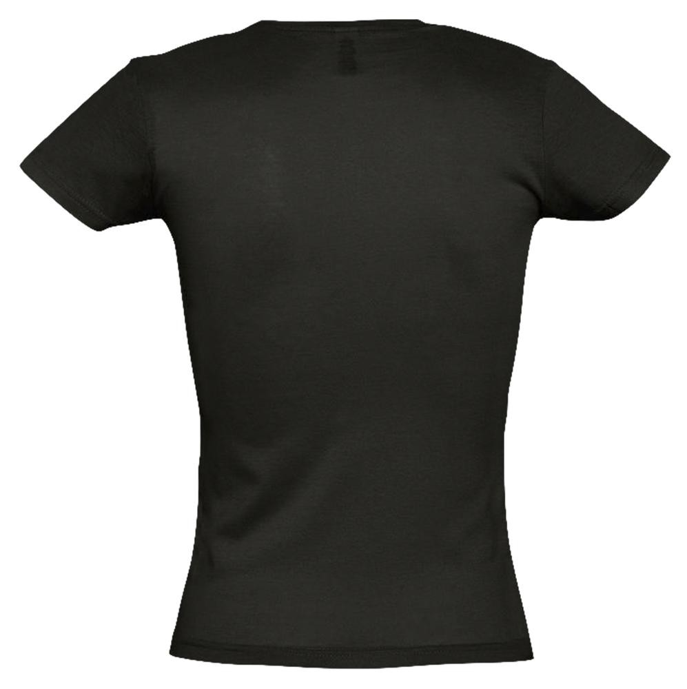 Футболка женская MISS 150, черная