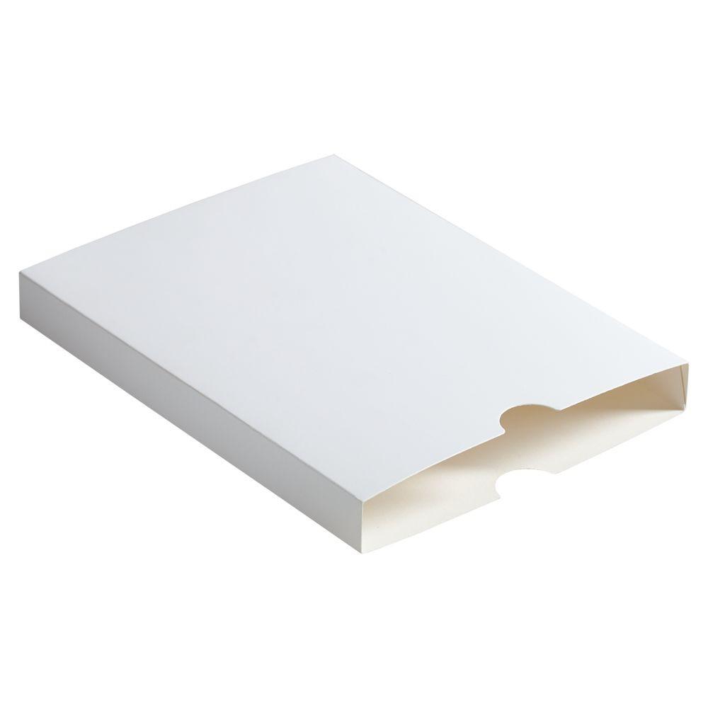 Шубер для ежедневника, белый