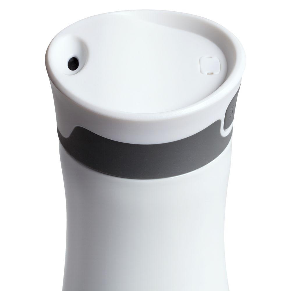 Термостакан Tansley, герметичный, вакуумный, белый