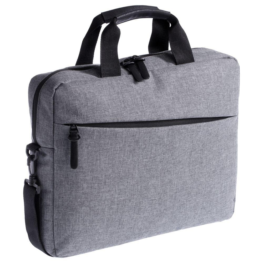 Конференц-сумка Burst, серая