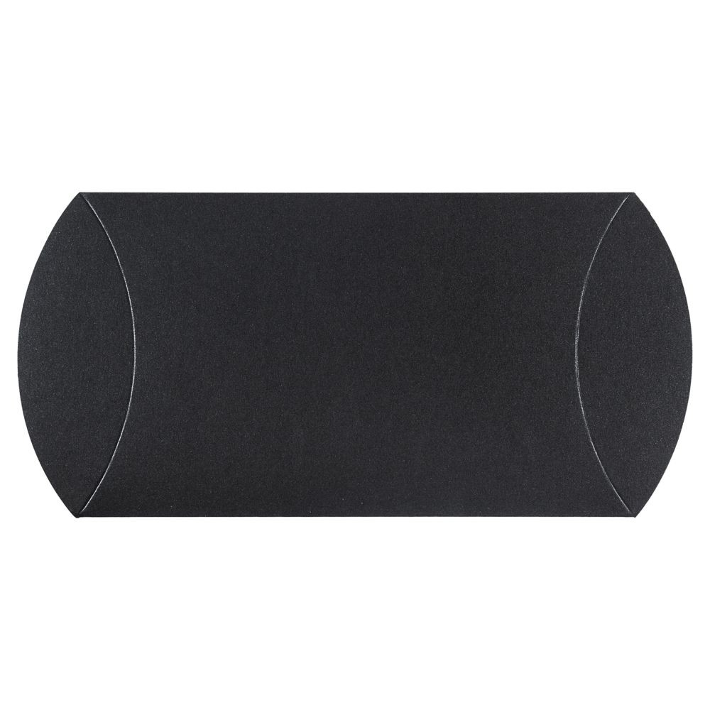 Упаковка «Подушечка», черная