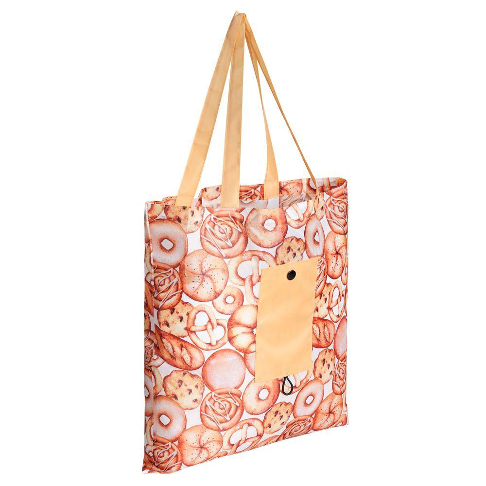 Складная сумка для покупок «Продукты», выпечка