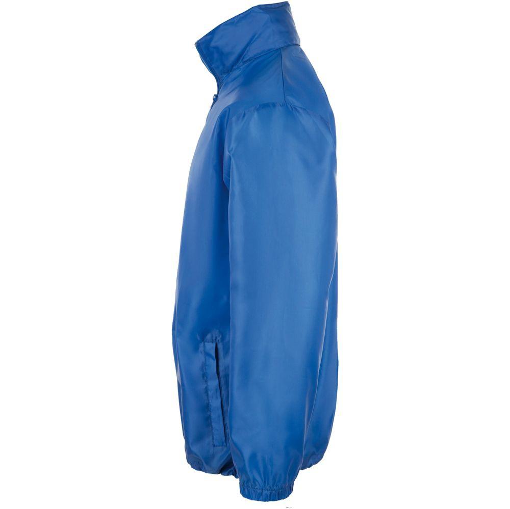 Ветровка унисекс SHIFT, ярко-синяя