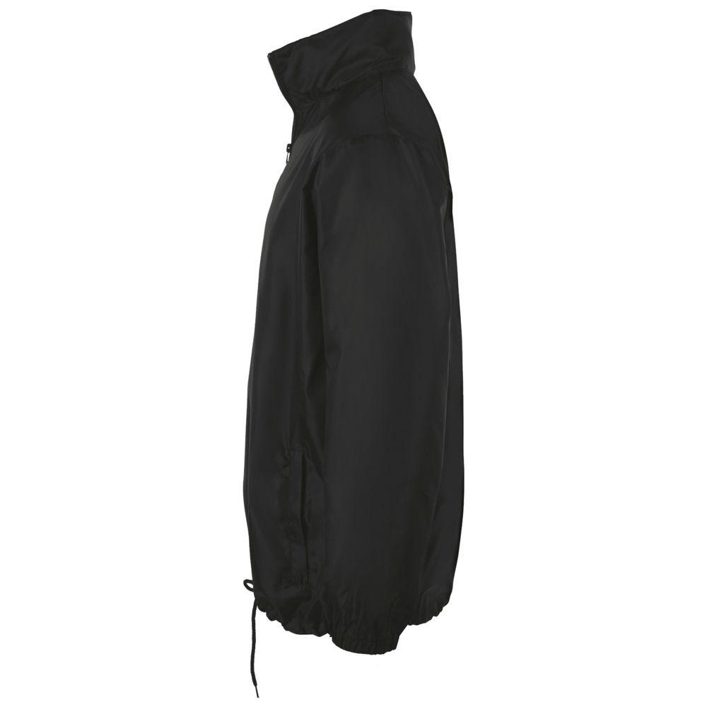 Ветровка унисекс SHIFT, черная