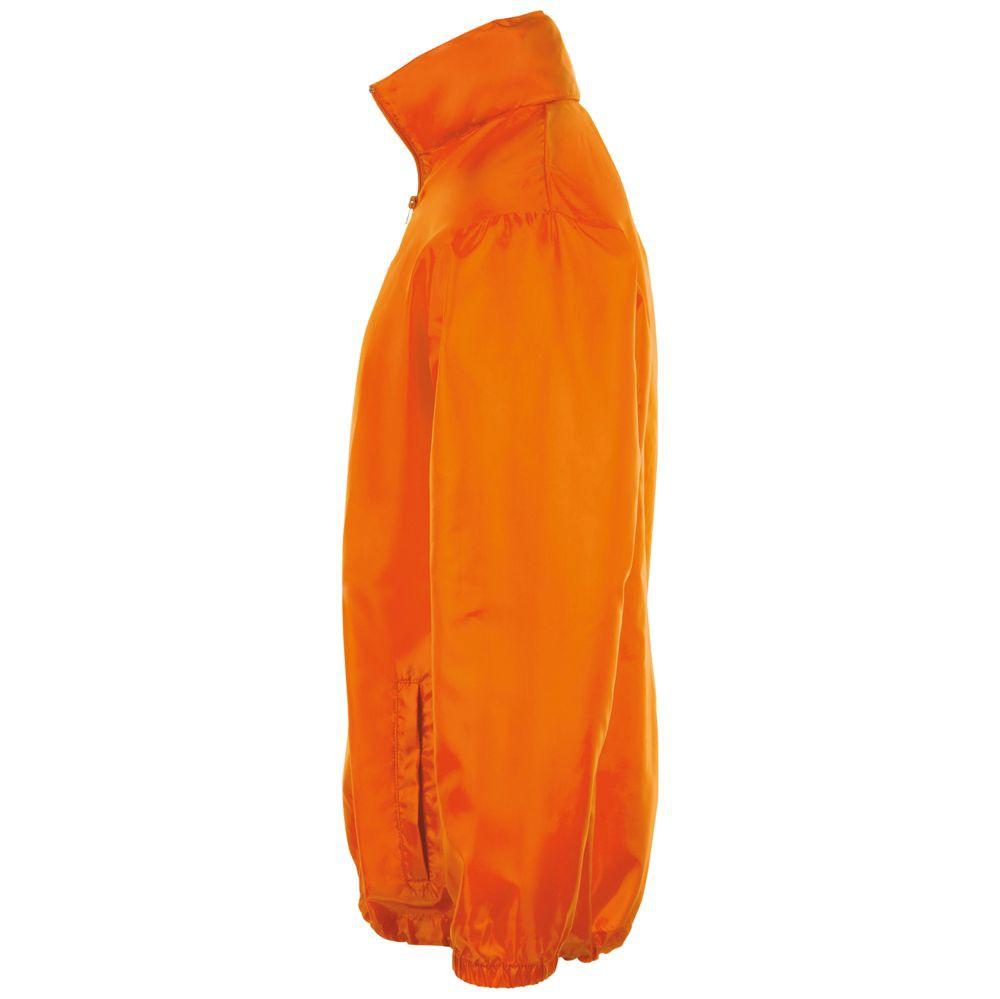 Ветровка унисекс SHIFT, оранжевая