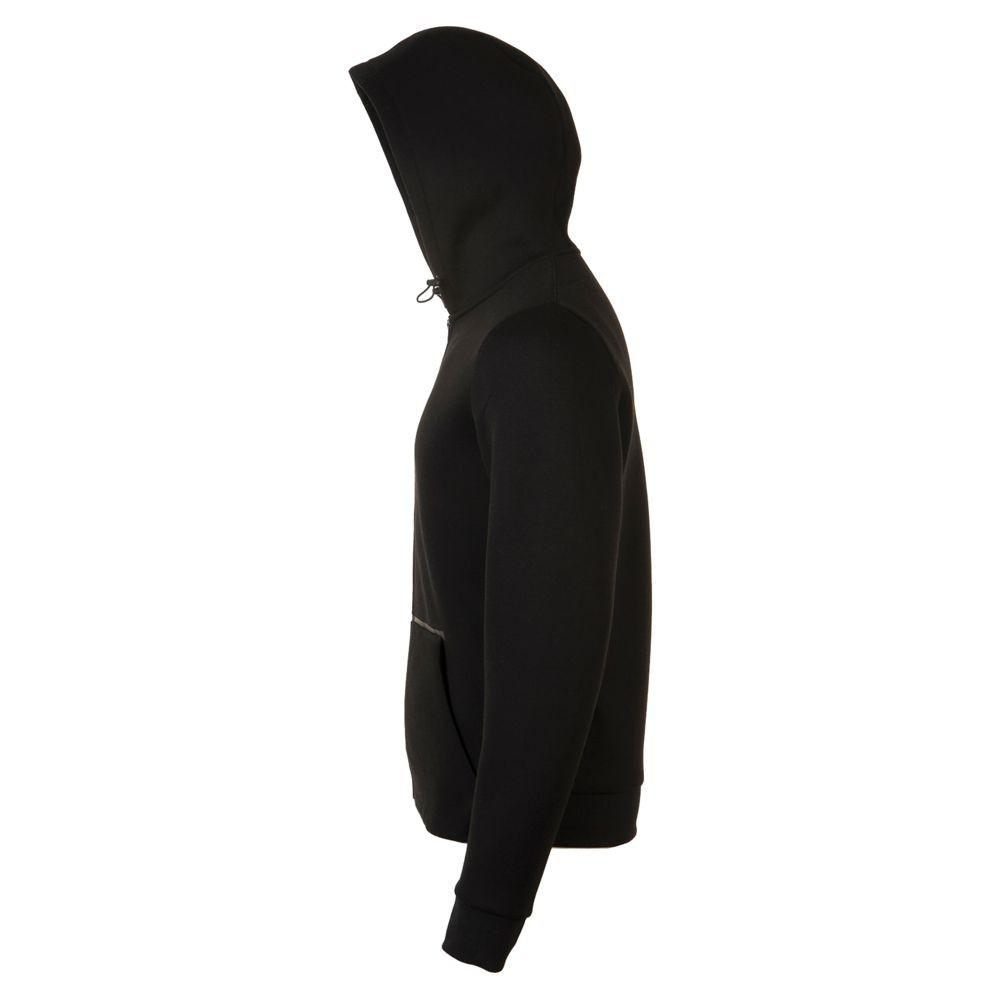 Куртка унисекс VOLT, черная
