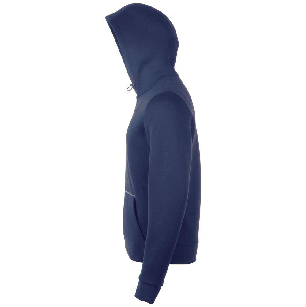 Куртка унисекс VOLT, темно-синяя