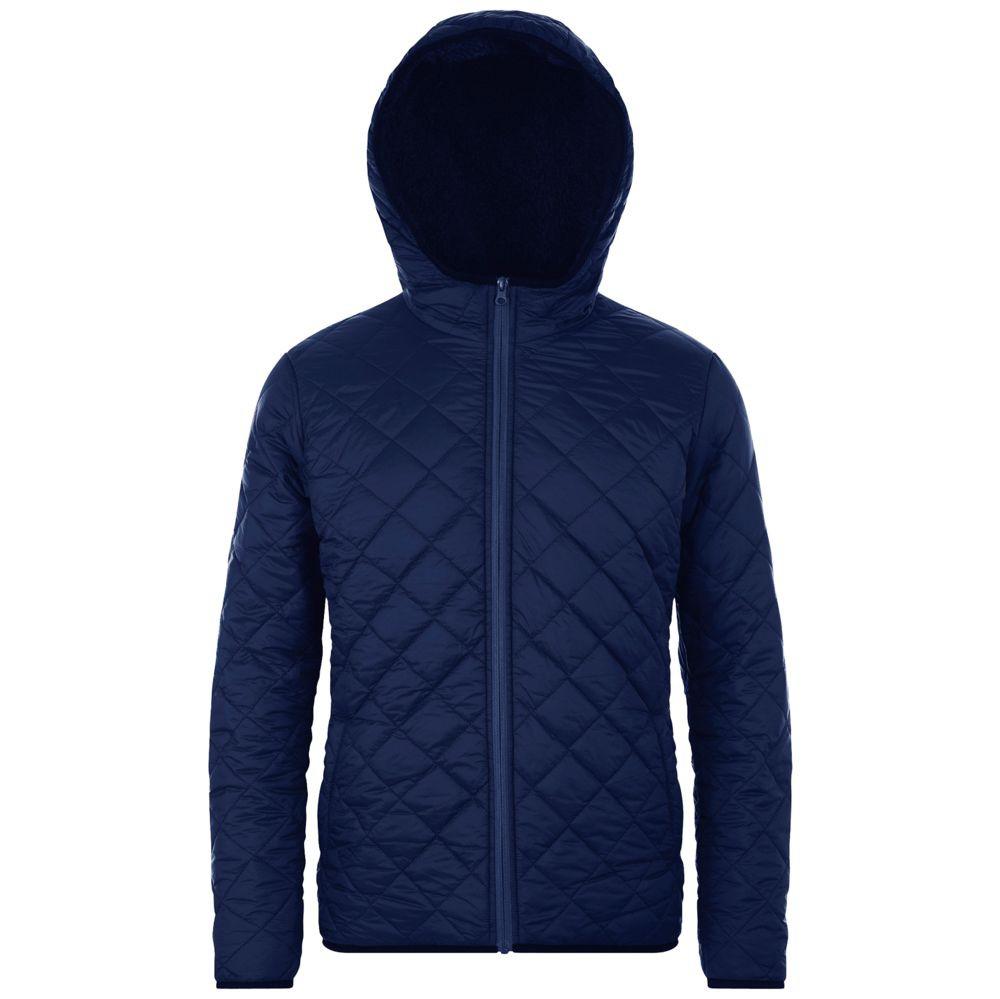 Куртка унисекс ROVER, темно-синяя