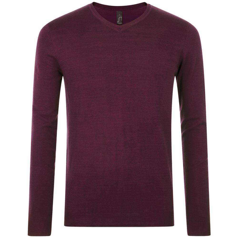 Пуловер мужской GLORY MEN, бордовый