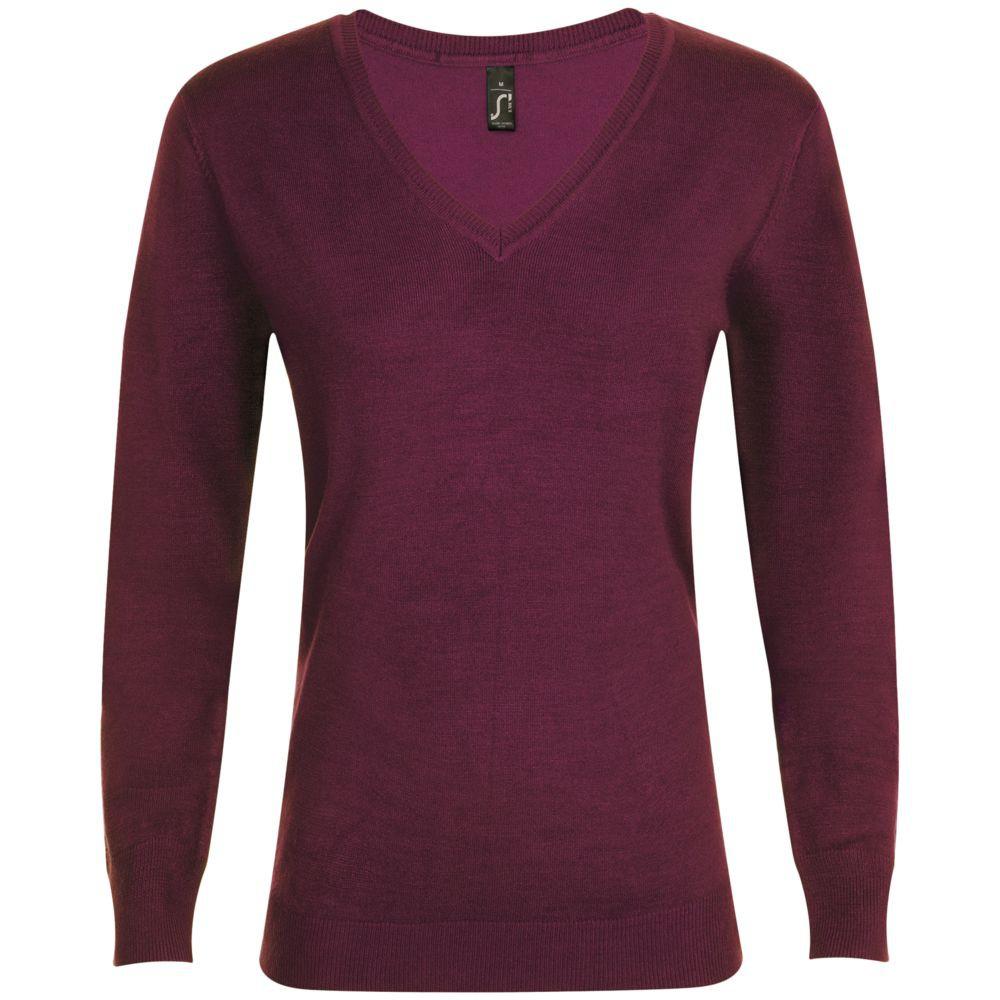 Пуловер женский GLORY WOMEN, бордовый