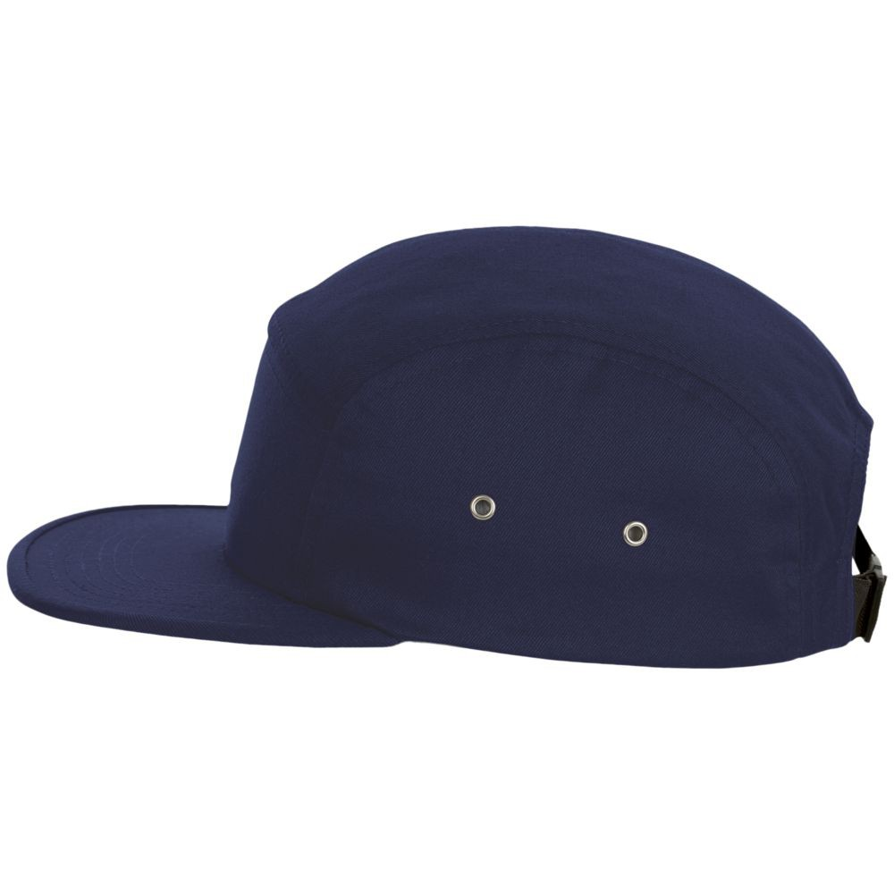 Бейсболка PARKER, темно-синяя