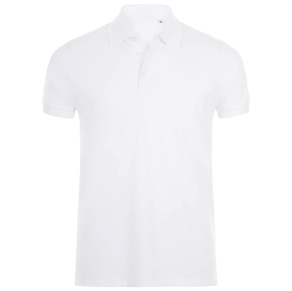 Рубашка поло мужская PHOENIX MEN, белая