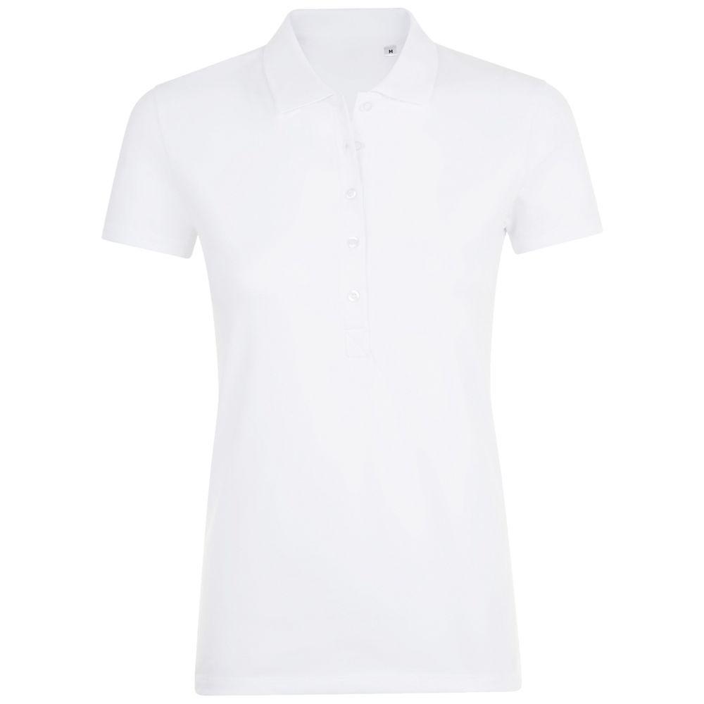 Рубашка поло женская PHOENIX WOMEN, белая