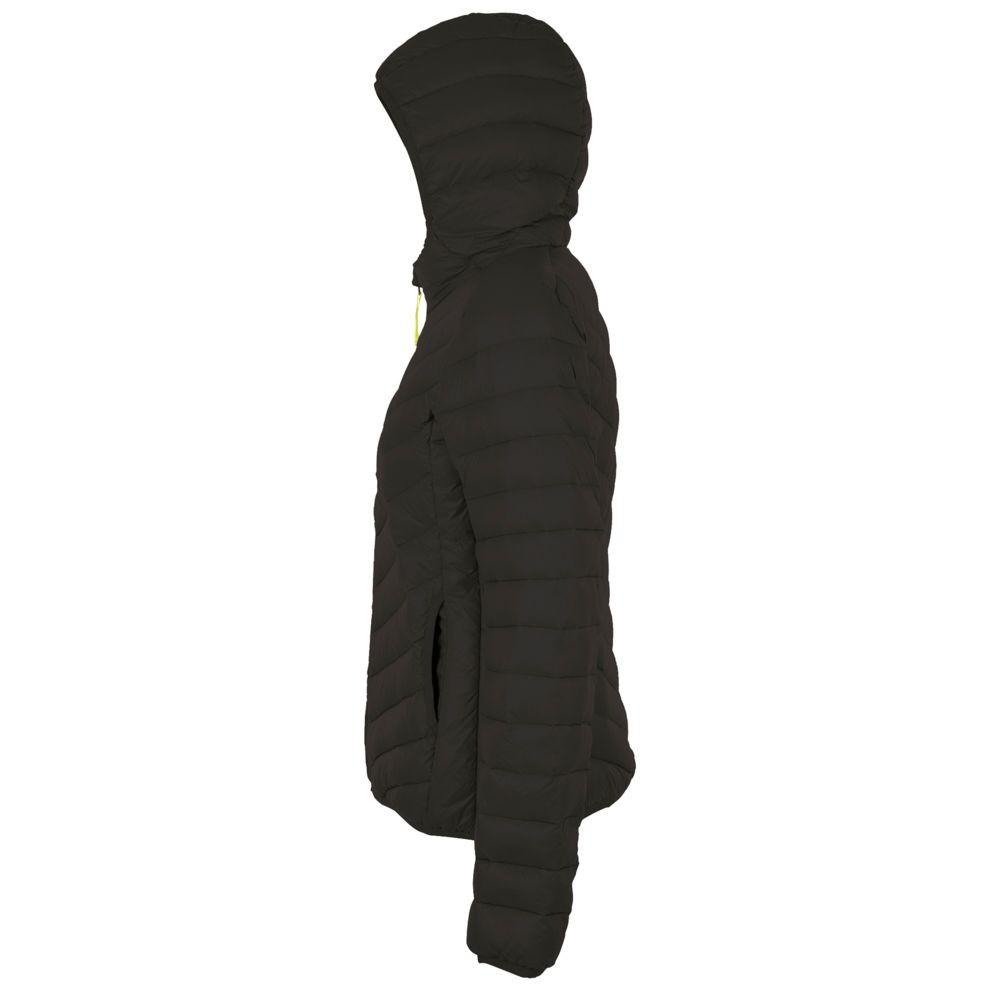 Куртка пуховая женская RAY WOMEN, черная