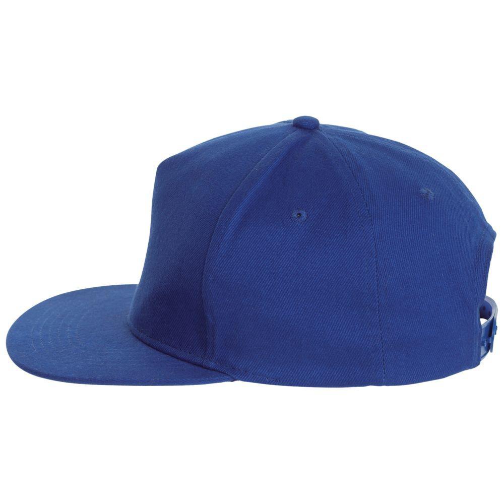 Бейсболка SONIC, ярко-синяя