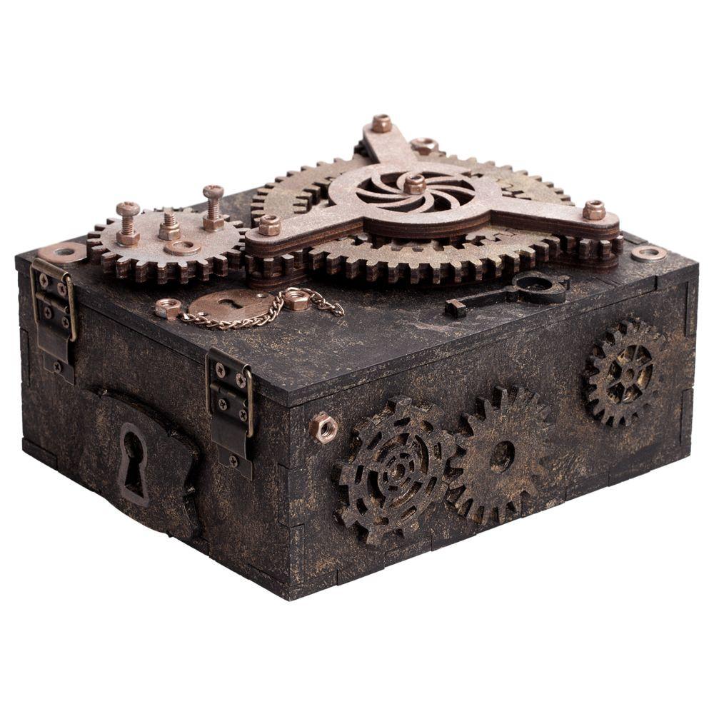 Шкатулка с секретом Gearbox
