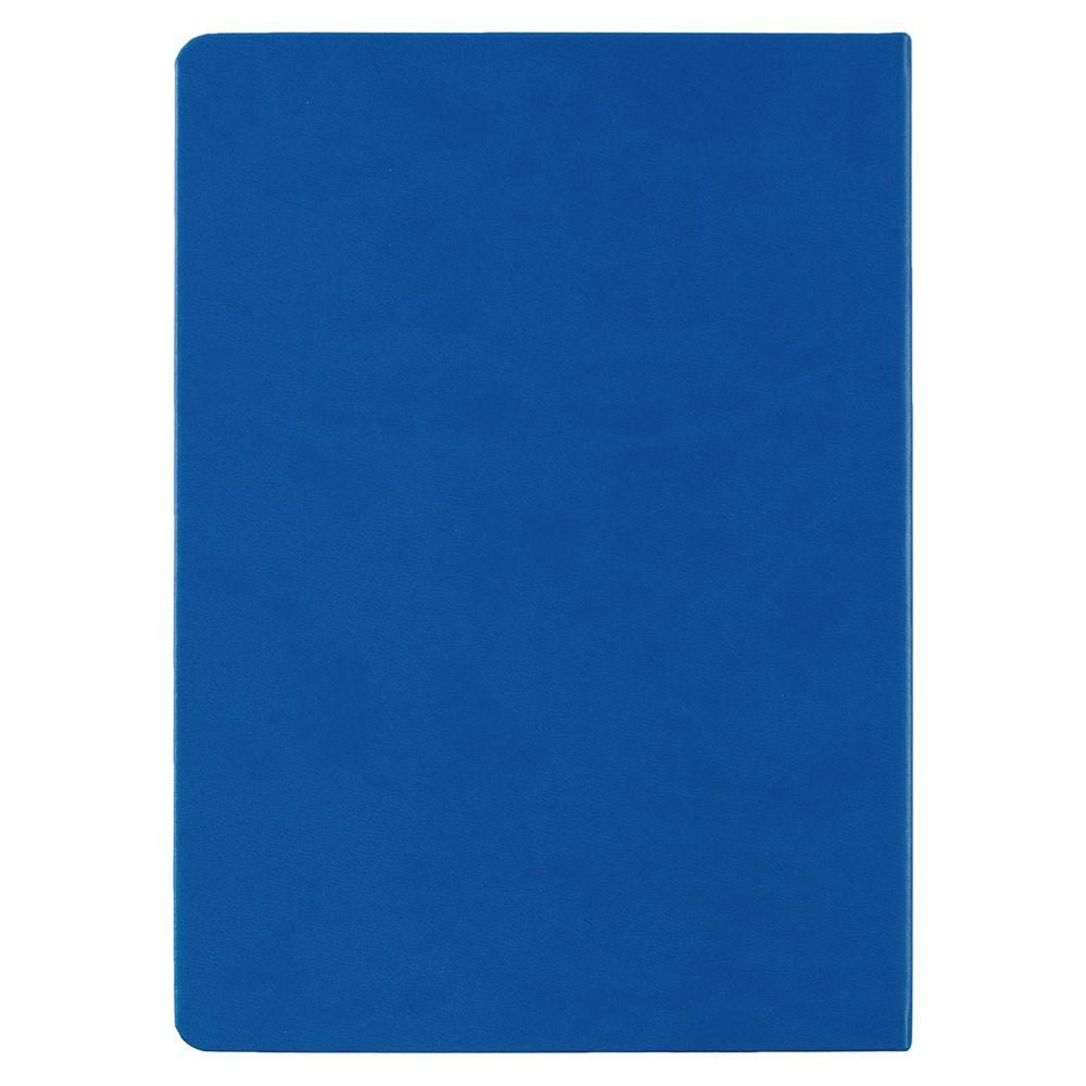 Ежедневник Butterfly, недатированный, белый с синим
