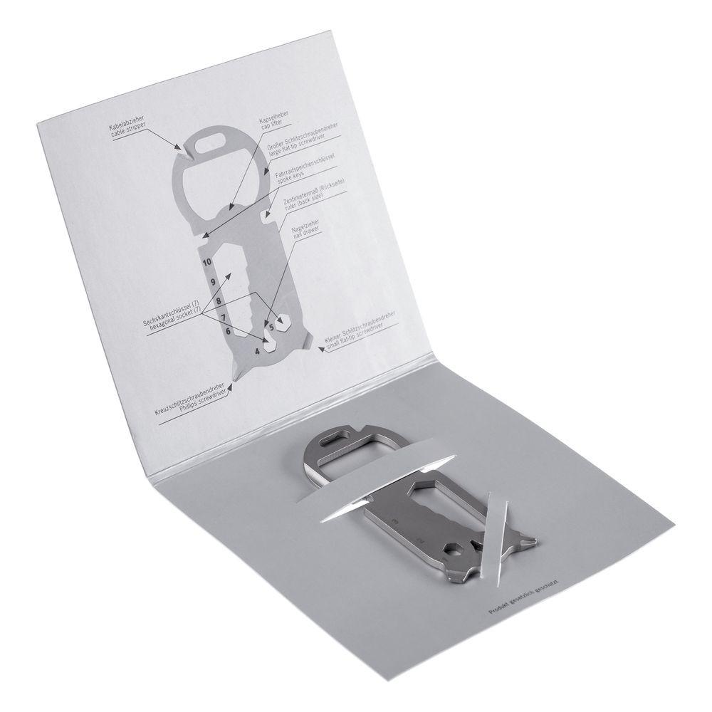 Брелок-мультитул Key tool 16+
