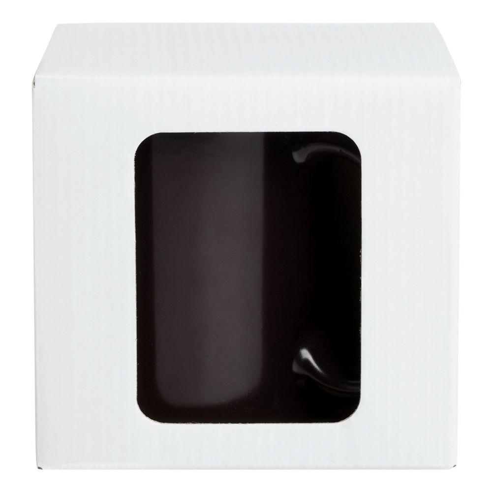 Коробка для кружки Window, белая