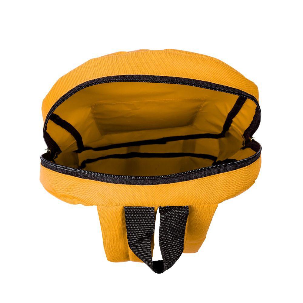 Рюкзак Unit Easy, желтый