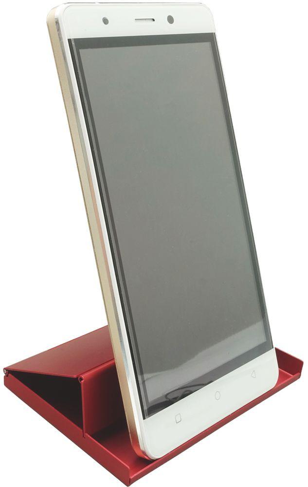 Футляр для визитных и кредитных карточек Stand, красный