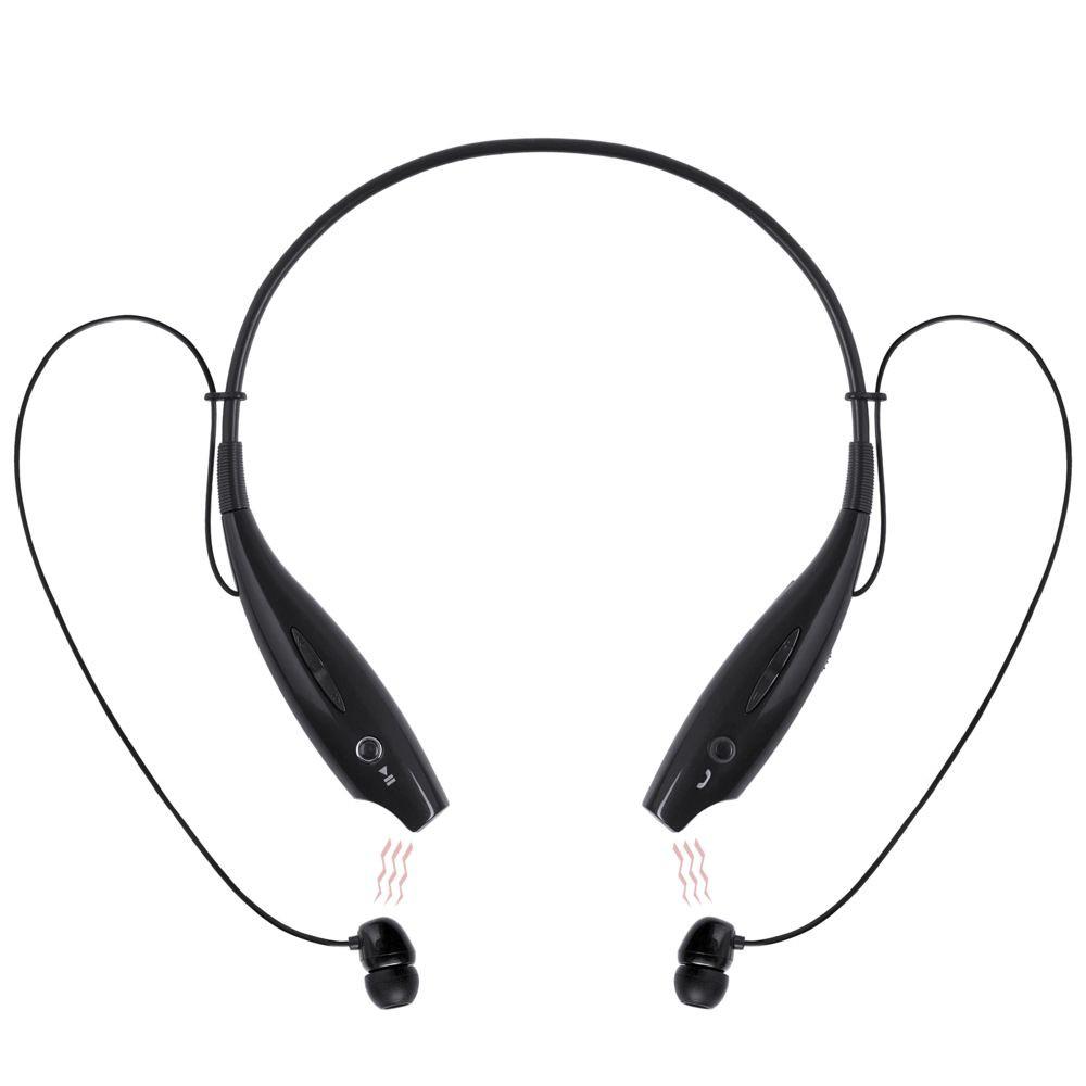 Беспроводные наушники stereoBand, черные