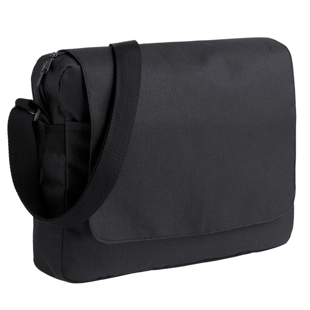 Конференц-сумка Unit Assistant, черная