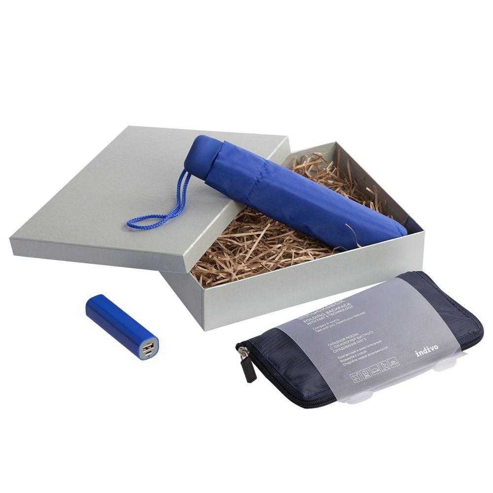 Подарочная коробка Giftbox, серебристая