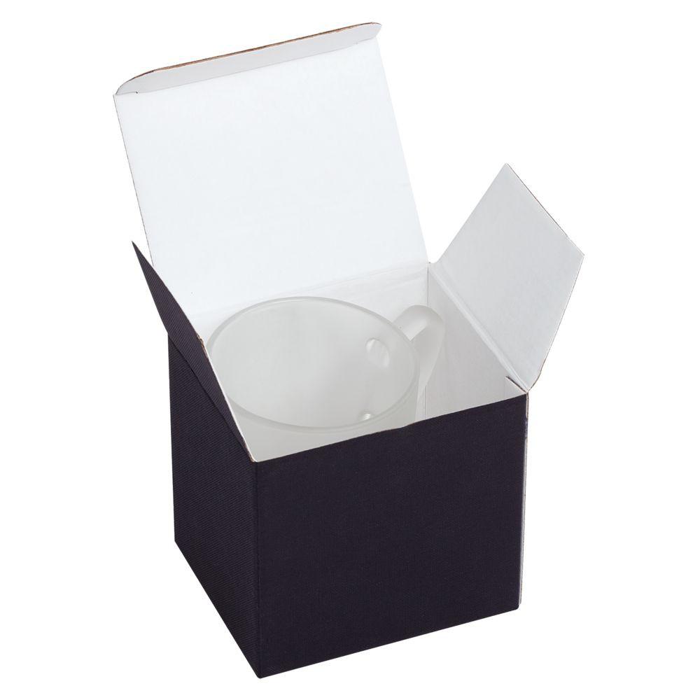 Коробка для кружки, черная