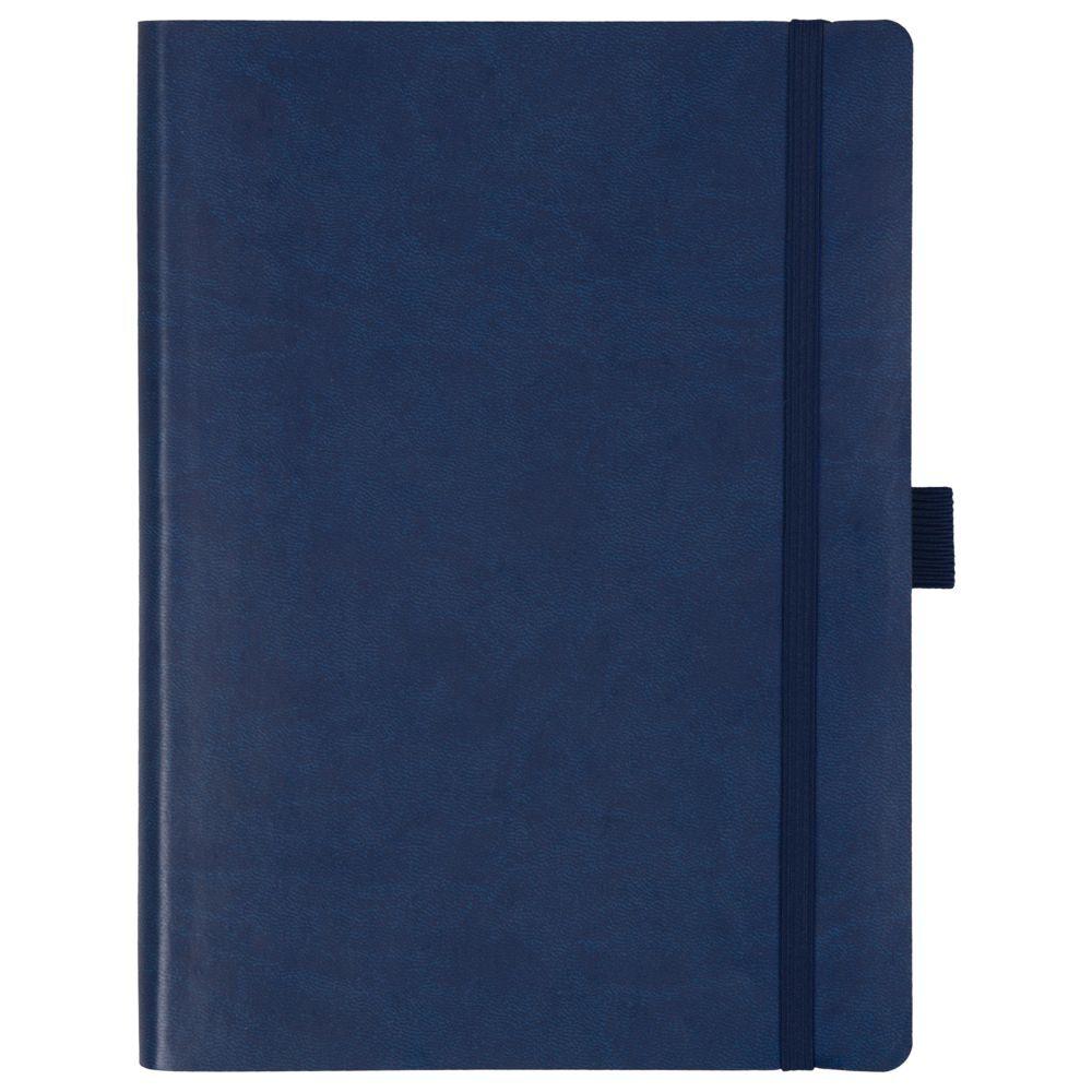 Ежедневник Flex Brand, датированный, синий