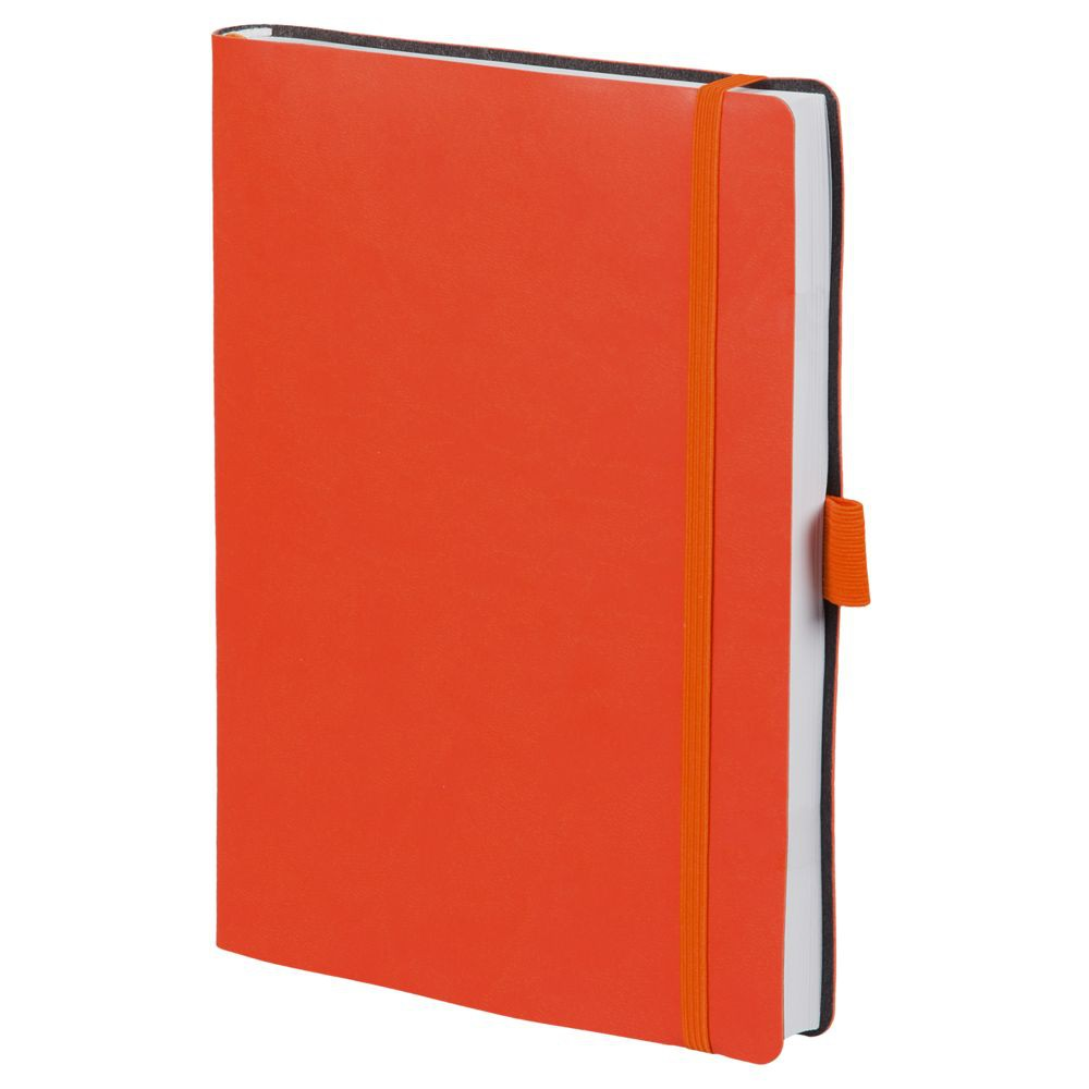 Ежедневник Flex Brand, датированный, оранжевый