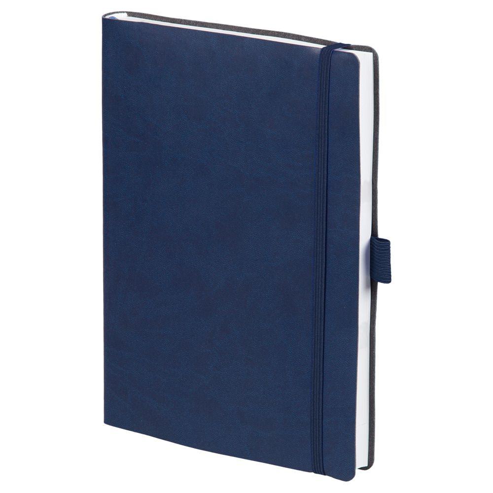 Ежедневник Flex Brand, недатированный, синий