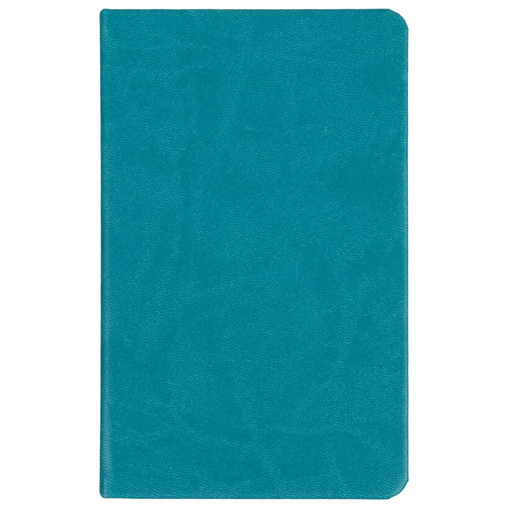 Ежедневник Basis mini, недатированный, бирюзовый