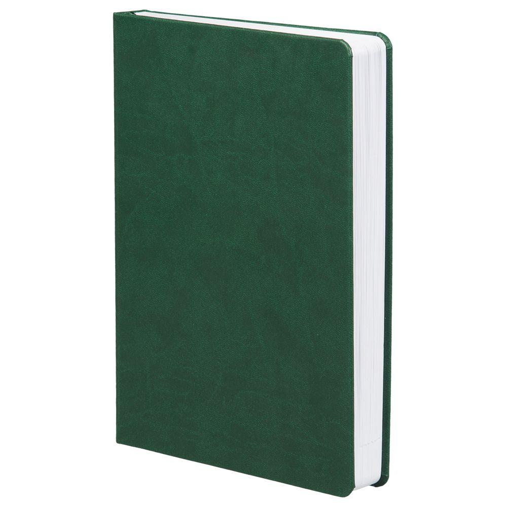 Ежедневник Basis, недатированный, зеленый
