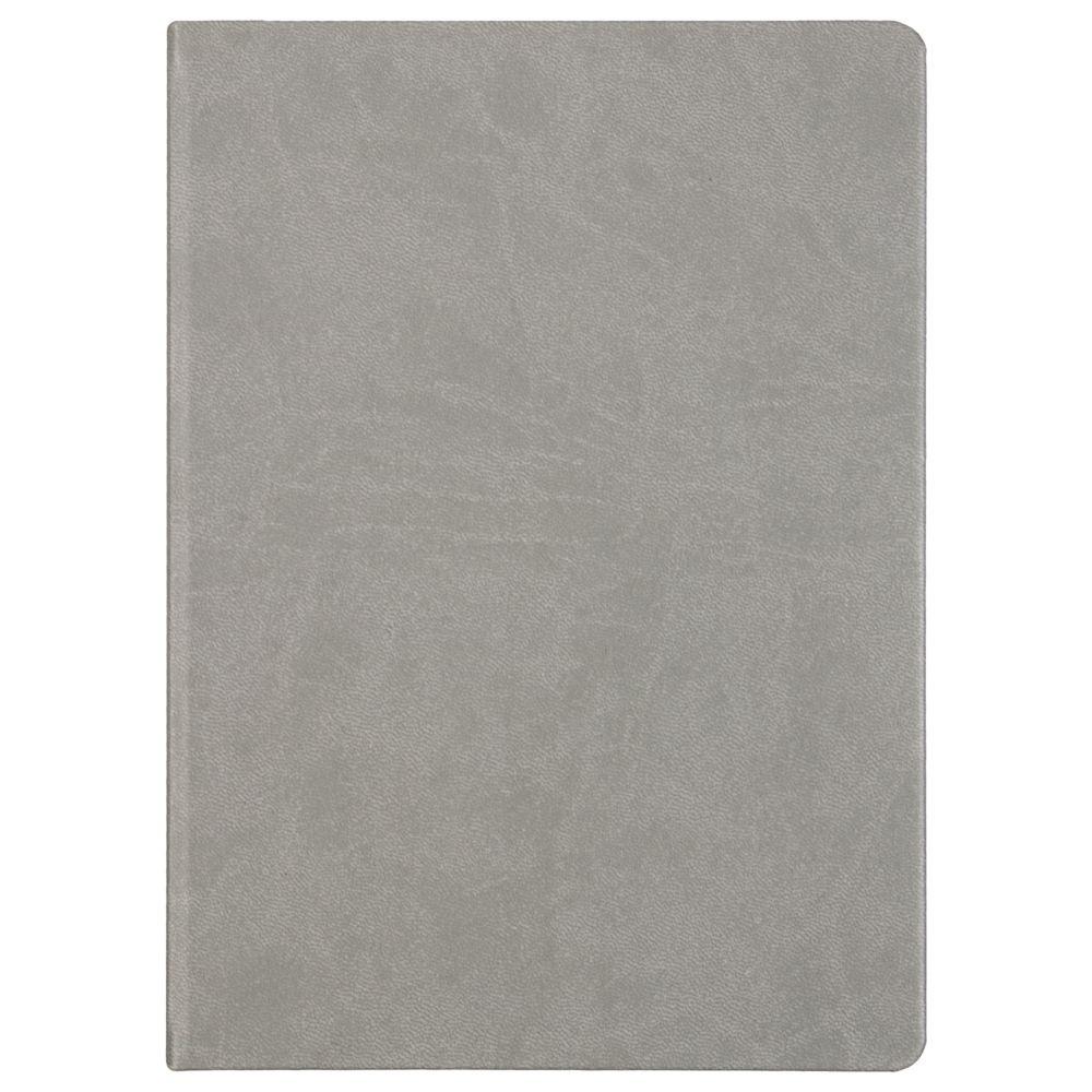Ежедневник Basis, датированный, серый
