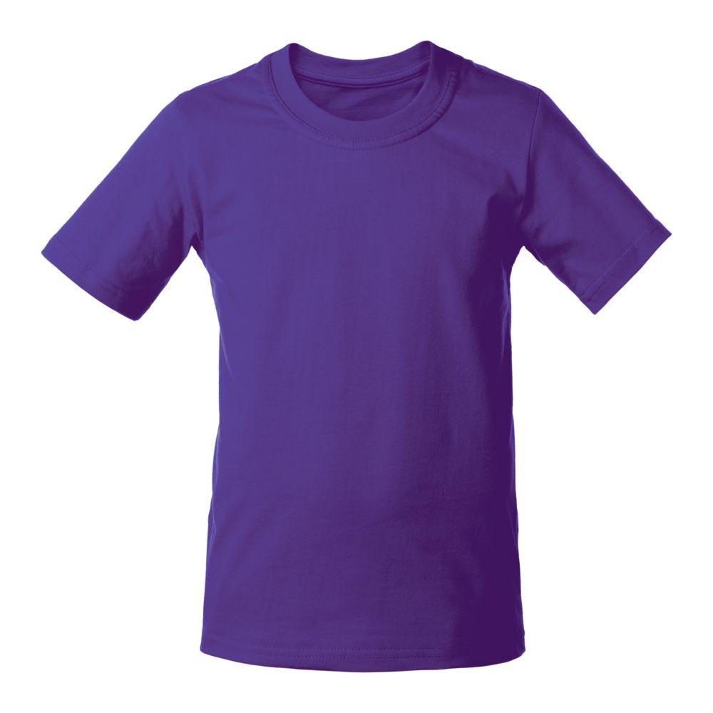 Футболка детская T-Bolka Kids, фиолетовая