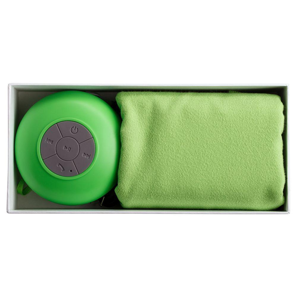 Набор «На бодрой волне», зеленый