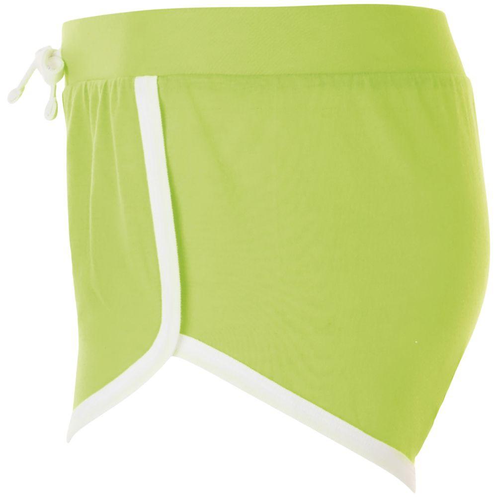 Шорты женские JANEIRO, зеленый неон