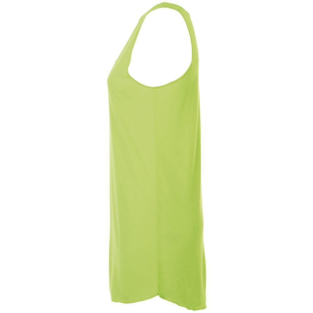 Платье-футболка COCKTAIL, зеленый неон