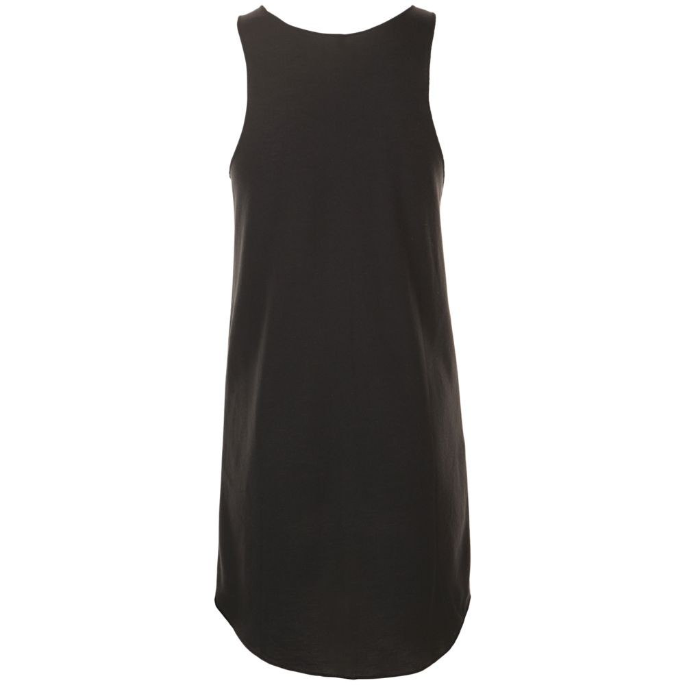 Платье-футболка COCKTAIL, черное